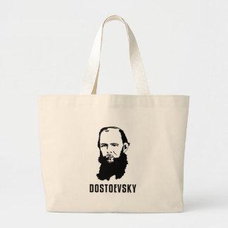 Fyodor Dosoevsky Canvas Bags