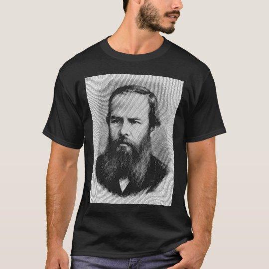 Fyodor Dostoyevsky, portrait T-Shirt