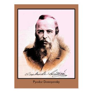 Fyodor Mikhailovich Dostoyevsky Postcard