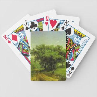 Fyodor Vasilyev- Hot Summer Day Poker Deck