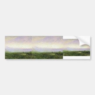 Fyodor Vasilyev- Morning Bumper Sticker