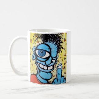 fyoudude, JAGIII.com, FU DUDE Coffee Mug