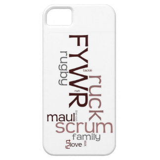 FYWR Logo Products Case For The iPhone 5