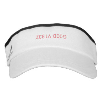 G00D V1B3Z Headsweats Visor