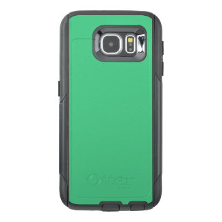 G14 Gallantly Generous Green Color OtterBox Samsung Galaxy S6 Case