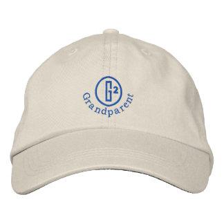 G2-Grandparent Embroidered Hat