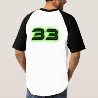 G33kpod Baseball Jersey T-Shirt