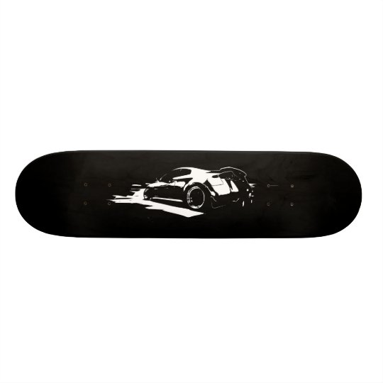 G35 Coupe Rolling shot Skate Deck