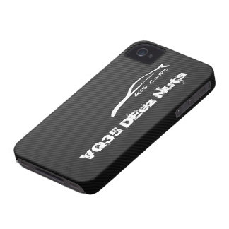G35 Coupe VQ35 DEez Nuts iPhone 4 Case