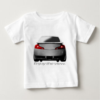 "G35 ""Enjoy the view."" Baby T-Shirt"