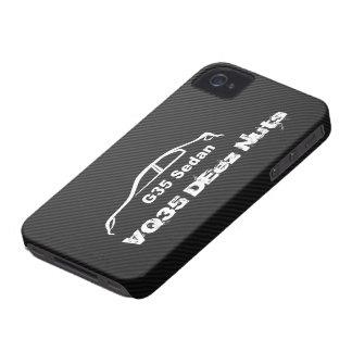 G35 Sedan VQ35 DEez Nuts iPhone 4 Case-Mate Cases