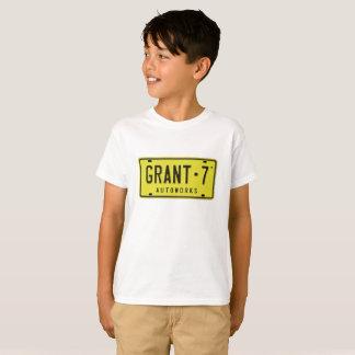 G7 Boy's Logo T-Shirt