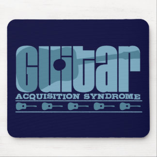 G.A.S. Acoustic Blue Mouse Pad