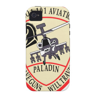 G C01-101 Aviation Paladin Vibe iPhone 4 Covers