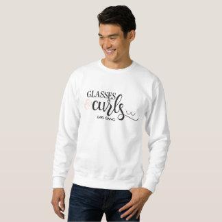 G&C Girl Gang Logo Men's-fit Basic Sweatshirt