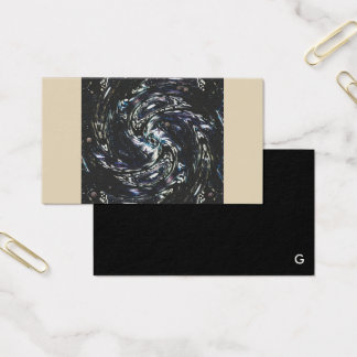G.Ci design Business Card
