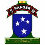 G Co, 75th Infantry Regiment - Ranger, Vietnam Photo Cutouts