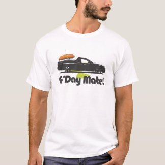 G Day Mate Ute T-Shirt