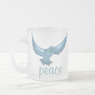 G - Dove of Peace Mugs