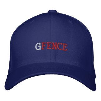 G FENCE BASEBALL CAP