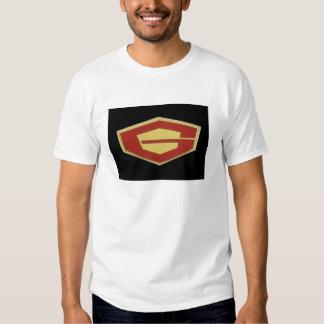 G FORCE Sonic Bold Mens T-Shirt Logo