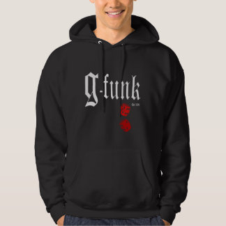 G-Funk Rolling Dice Hooded Pullover
