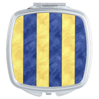 G Golf Watercolor Nautical Signal Maritime Flag Travel Mirrors