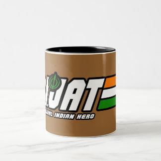 G.I.Jat Two-Tone Mug