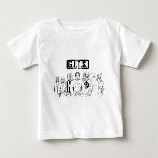 G.I.T.S. Guys In Tight Shorts Baby T-Shirt