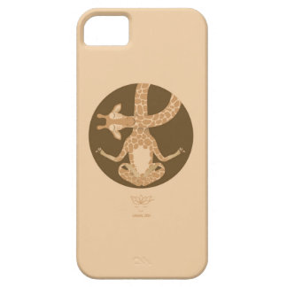G is for Giraffe iPhone 5 Cases