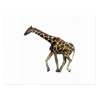 G is for Giraffe Postcards