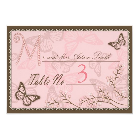 G is for Girl Place Card SM 2