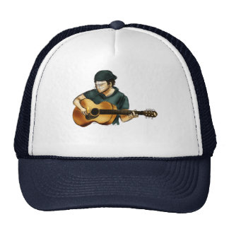 G is for Guitar Cap