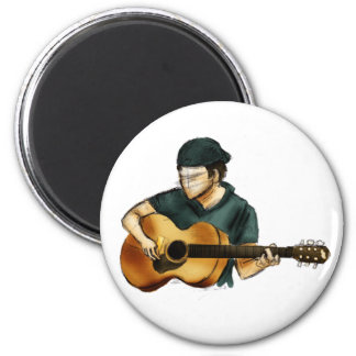 G is for Guitar Magnets
