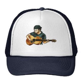 G is for Guitar Trucker Hat