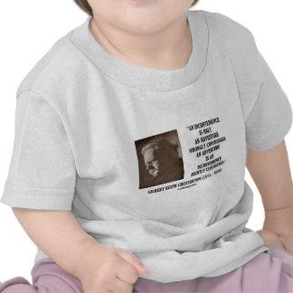 G.K. Chesterton Inconvenience Adventure Considered T Shirt