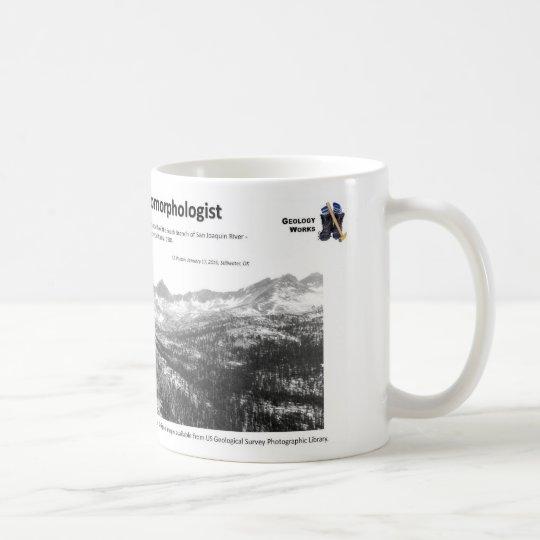G K Gilbert VI - Pioneering Geomorphologist Coffee Mug