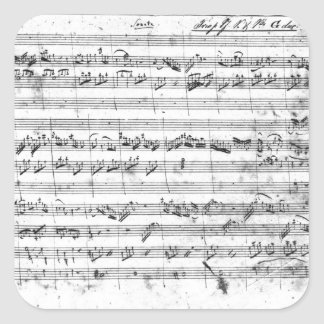G major for violin harpsichord and violoncello 2 stickers