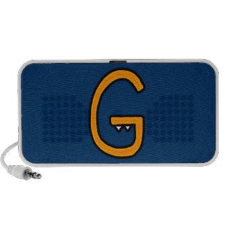 G Monster Mini Speakers