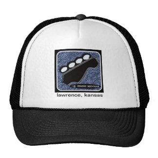 ~g. music services trucker hat