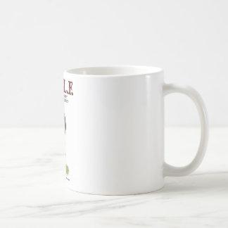 G O L F GENTLEMEN ONLY LADIES FORBIDDEN COFFEE MUG