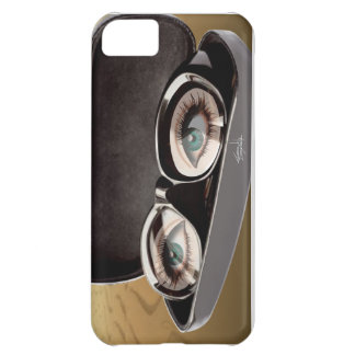 G Sharp sunglasses closeup - Surrealism iPhone 5C Case