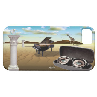 G Sharp - Surrealism by Cheryl Daniels iPhone 5 Covers
