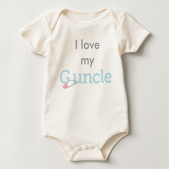 G_Uncle_Blue, I love my Baby Bodysuit