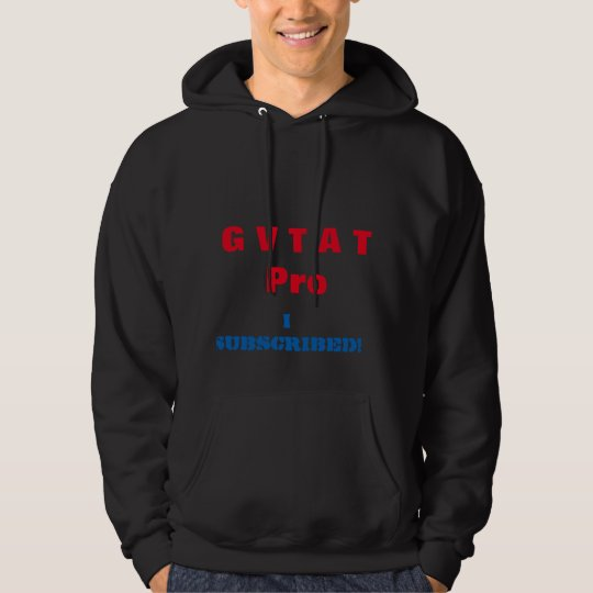 G V T A T Pro hoodie NEW