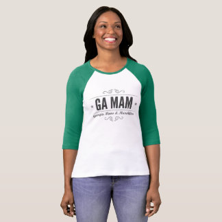 GA MAM Raglan T-Shirt