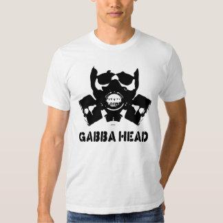 Gabba Head Shirts
