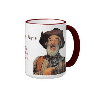 Gabby Hayes Ringer Mug