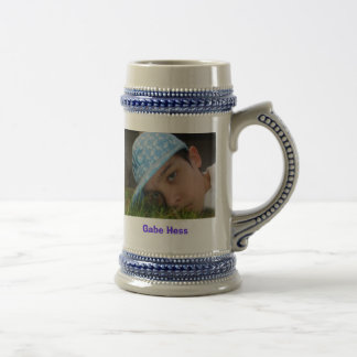 Gabe Hess Stien Mug
