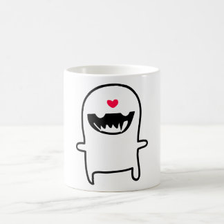 Gabi Love monster Basic White Mug